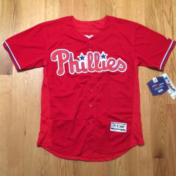 save off 3fe1a e68f5 NWT Bryce Harper Philadelphia Phillies Jersey NWT